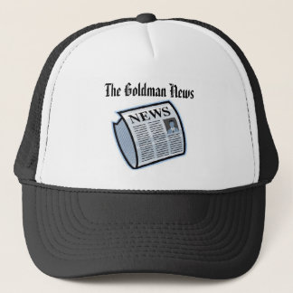 The Goldman News Trucker Hat