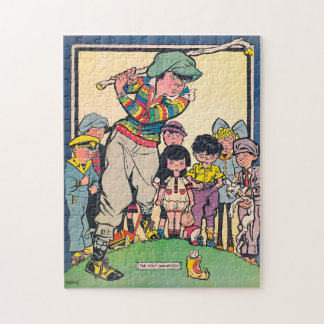 The Golf Champion Puzzle with Gift Box