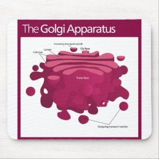 The Golgi apparatus Golgi complex Diagram Mouse Pad