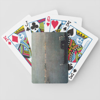 The Gondola on the Lagoon Bicycle Playing Cards
