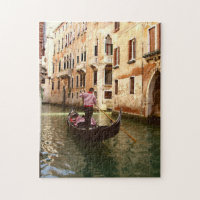 The Gondolier Jigsaw Puzzle