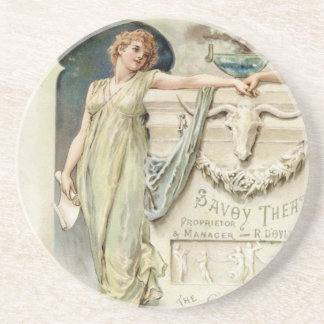 The Gondoliers Drink Coaster