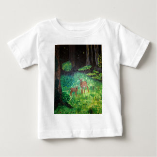 The Gone Forest.  Artist:  J S Shipman Baby T-Shirt