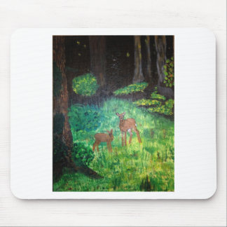The Gone Forest.  Artist:  J S Shipman Mouse Pad