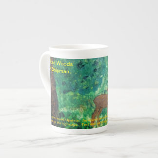 The gone forest by J S Shipman (c) 2008-2013 J ... Tea Cup