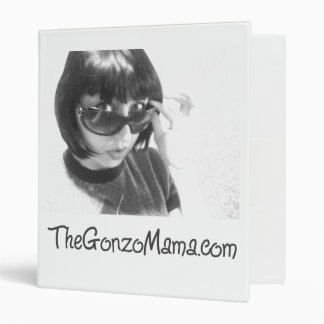The Gonzo Mama: In a Bind(er) Vinyl Binders
