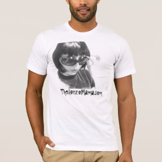 The Gonzo Mama Men's Tee by American Apparel