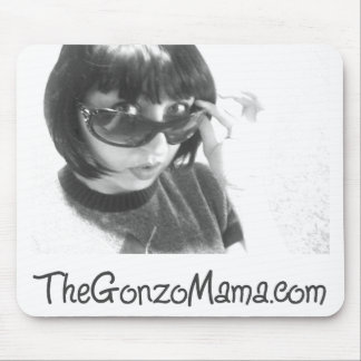 The Gonzo Mama Mousepad