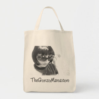 The Gonzo Mama Organic Grocery Tote