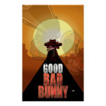 The Good Bad Bunny Poster