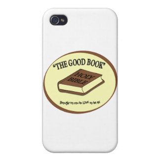 THE GOOD BOOK - LOVE TO BE ME iPhone 4/4S COVERS