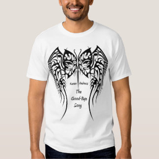 The Good-Bye Song Tribal T-Shirt