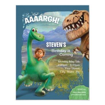 disney The Good Dinosaur Birthday Card