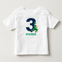 The Good Dinosaur | Birthday Toddler T-shirt