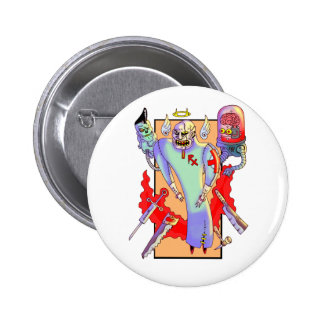 the good doctor 2 inch round button