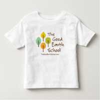 The Good Earth School Toddler T-Shirt
