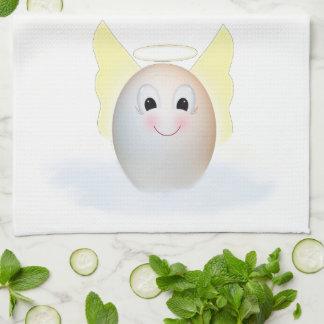 The Good Egg Angel Hand Towel