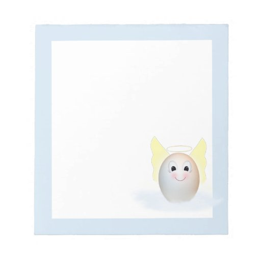 The Good Egg Angel Note Pads