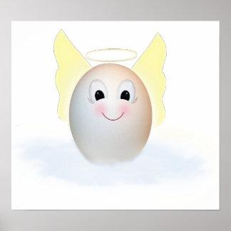 The Good Egg Angel Poster
