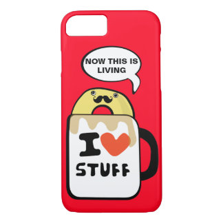 The Good Life iPhone 7 Case