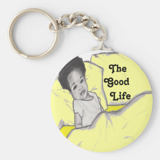 The Good Life Keychains