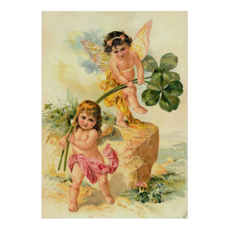 The Good Luck Fairies Poster