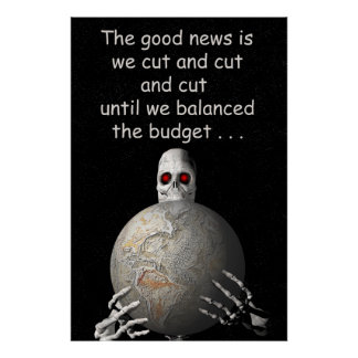 The good news poster