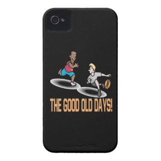 The Good Old Days iPhone 4 Case-Mate Cases