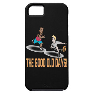 The Good Old Days iPhone 5 Cases