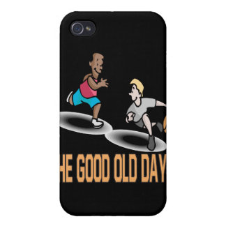 The Good Old Days Cover For iPhone 4