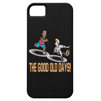 The Good Old Days iPhone SE/5/5s Case
