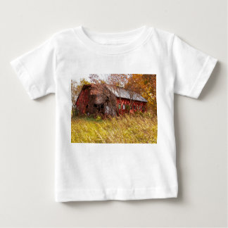 The Good Old Farming Days Baby T-Shirt