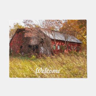 The Good Old Farming Days Doormat
