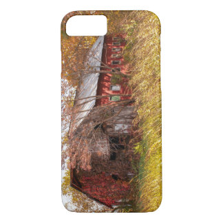 The Good Old Farming Days iPhone 8/7 Case