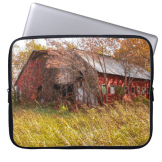 The Good Old Farming Days Laptop Sleeve