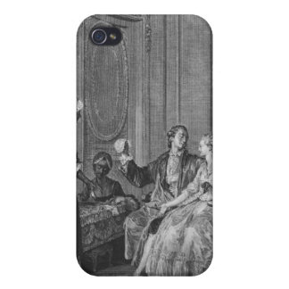 The good omen iPhone 4 case