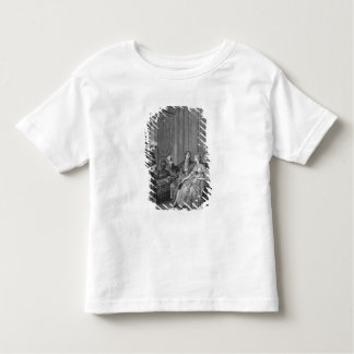 The good omen toddler t-shirt