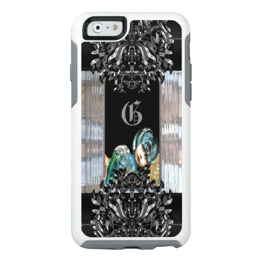 The Good Patient Modern Monogram Protection OtterBox iPhone 6/6s Case