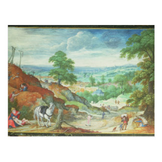 The Good Samaritan 2 Postcard