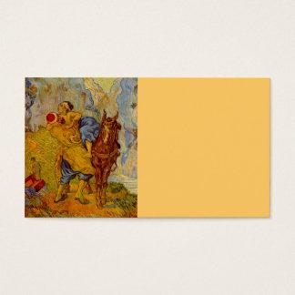 The Good Samaritan Business Card