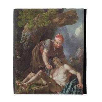 The Good Samaritan, c.1751-52 (oil on canvas) iPad Case
