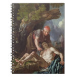 The Good Samaritan, c.1751-52 (oil on canvas) Spiral Notebooks