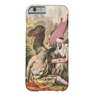 The Good Samaritan from a bible printed by Edward iPhone 6 Case