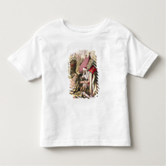 The Good Samaritan, from a bible printed by Edward Toddler T-shirt