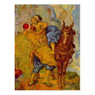 The Good Samaritan Postcard