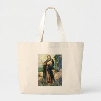 THE GOOD SHEPHERD 2 c. 1900 Bags