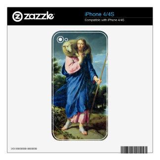 The Good Shepherd, c.1650-60 iPhone 4S Decal