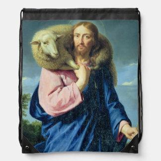 The Good Shepherd, c.1650-60 Backpack