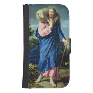 The Good Shepherd, c.1650-60 Phone Wallet Case