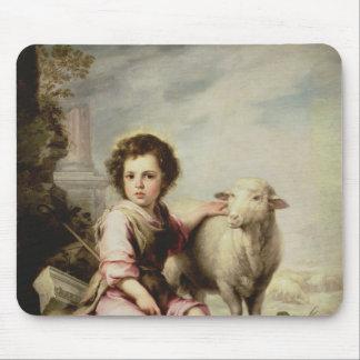 The Good Shepherd, c.1650 Mouse Pad